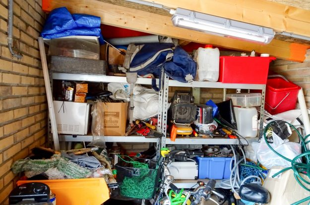 Declutter Your Garage/Shed, Porch, and Yard this Summer