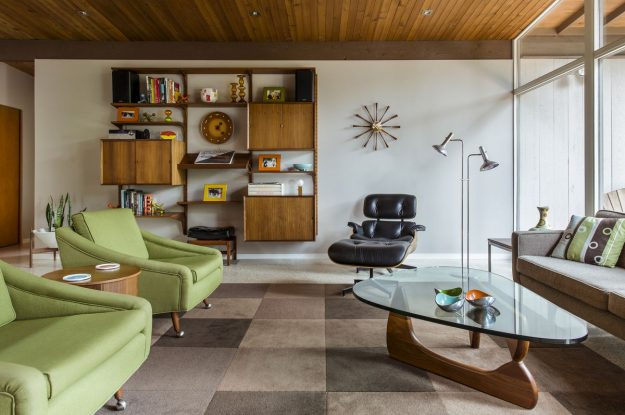 Mid-Century Modern is the Top House Style in NJ, According to Realtor.com