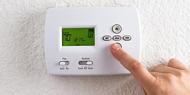 The Perfect Thermostat Temperature Is…