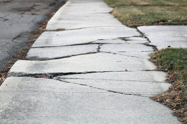 Fixing the Sidewalk: Who is Responsible?