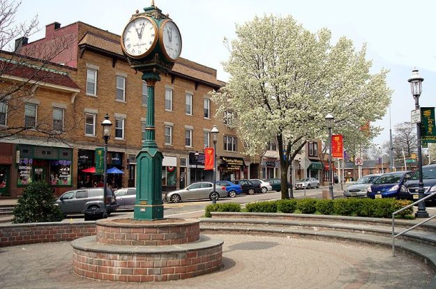 Cranford Named Best NJ Downtown Two Years in a Row