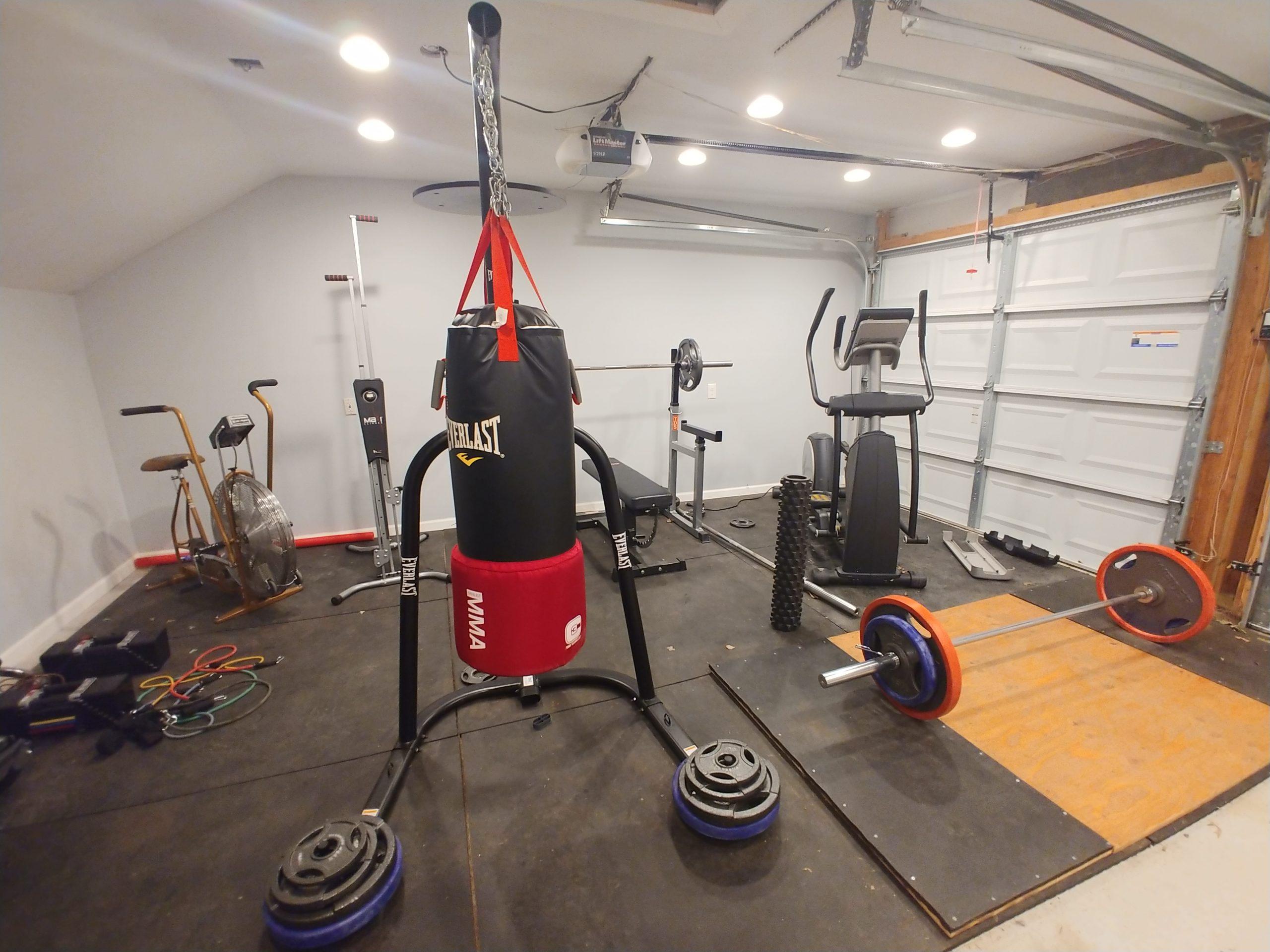gym garage