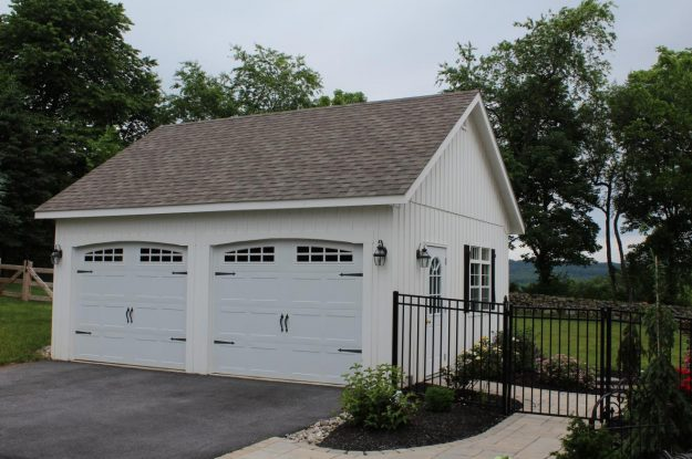 Do You Need a Shed, or a Garage?