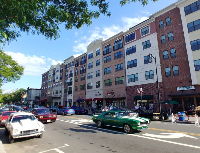 somerville downtown