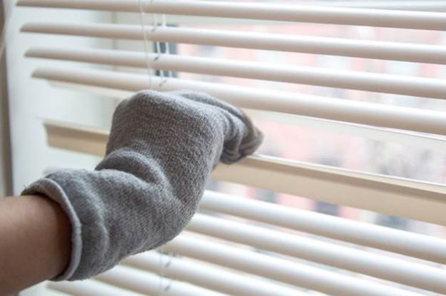 Spring Cleaning Tip: Cleaning the Blinds