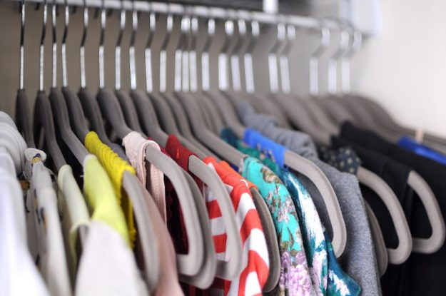 Spring Cleaning Tip: De-cluttering and Rotating Closets