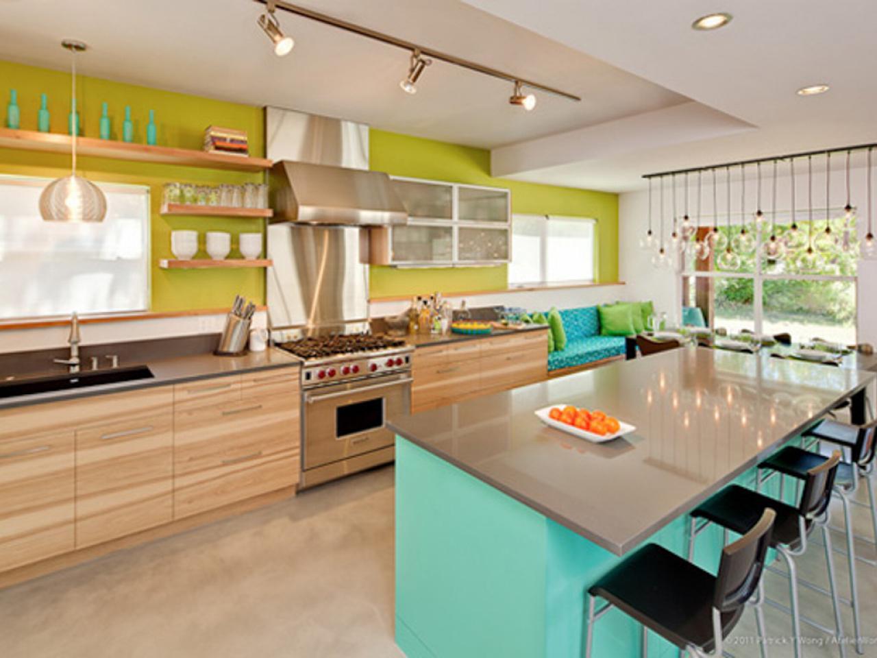 paint colors kitchen
