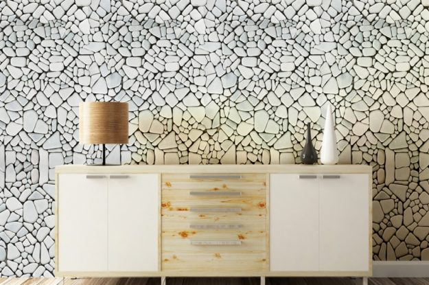 Get that Accent Wall With Half the Effort