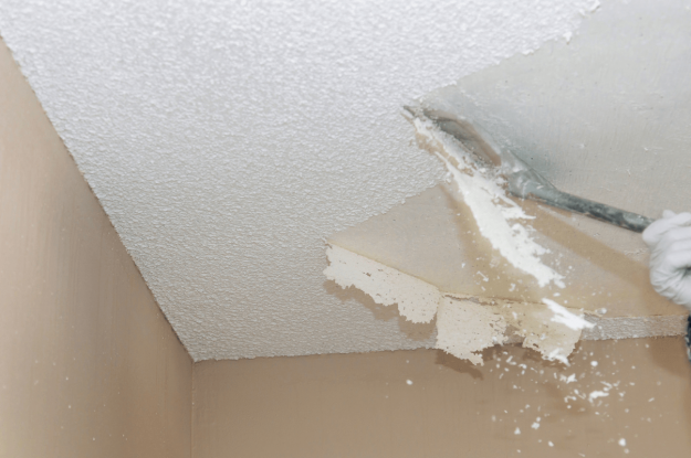 Don't Let Popcorn Ceilings Ruin Your Opinion of a Home