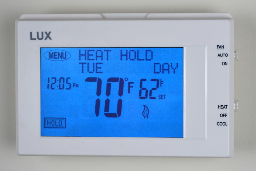 70 degree thermostat