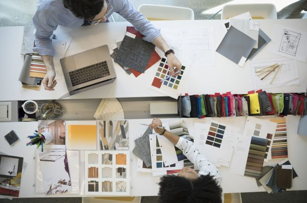 What are the benefits of hiring an interior designer or decorator?